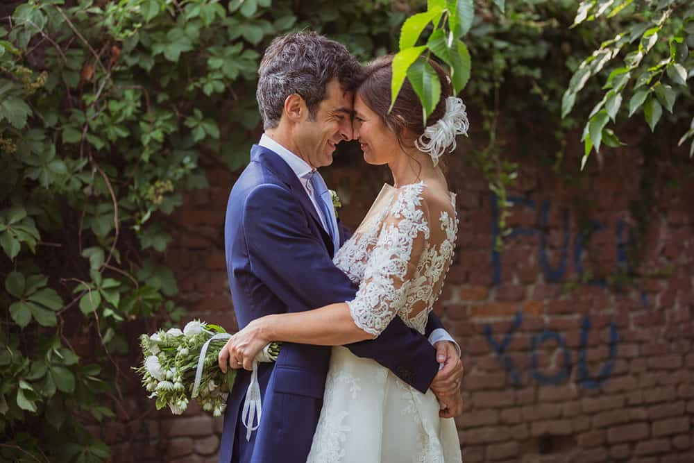 Ciao Milano! A family wedding for Chiara & Paolo