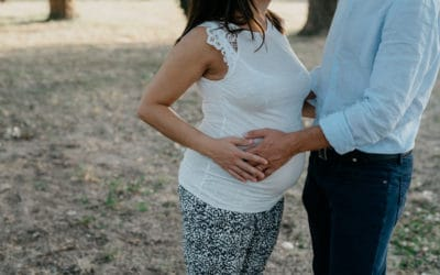 A sweet maternity session in Imola