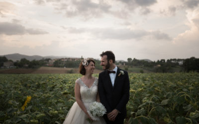 A wedding between Bologna and the hills of Umbria