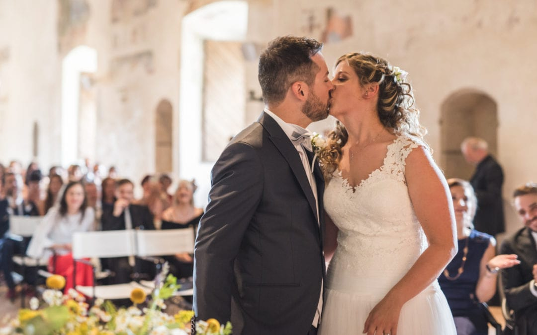 Un super matrimonio rock a Spoleto